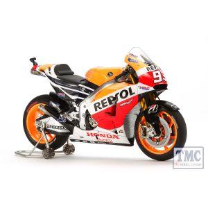 14130 Tamiya 1:12 Scale Repsol Honda RC213V 14 Marquez