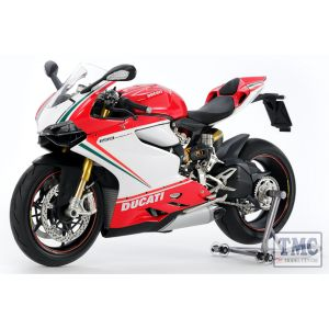 14132 Tamiya 1:12 Scale 1199 PANIGALE S TRICOLORE