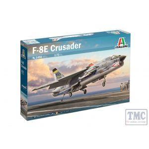 1456 Italeri 1:72 Scale F-8E Crusader