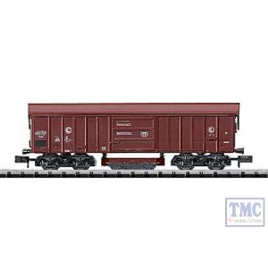 15500 MiniTrix N Gauge Track Cleaning Wagon IV