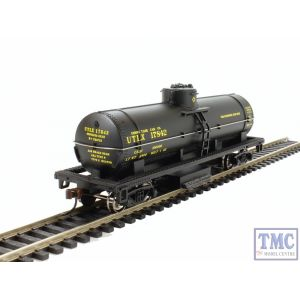 16302 Bachmann OO/HO Scale HO Track Cleaning Car UTLA - Black TMC