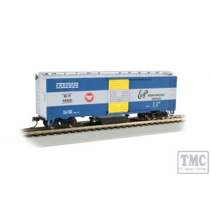 16318 Bachmann OO/HO Scale Track Cleaning 40' Box Car Missouri Pacific