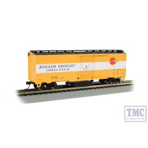 16319 Bachmann OO/HO Scale Track Cleaning 40' Box Car Timken
