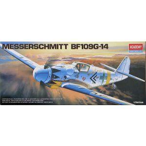 Academy 1/72 Messerschmitt Bf109G-14 Kit No 1653 (Pre owned)