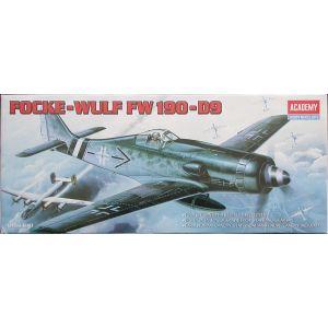 Academy 1/72 Focke-Wulf Fw 190-D9 Kit No 1660 (Pre owned)