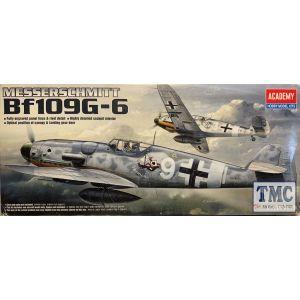 Academy 1:72 Messerschmitt Bf109G-6 Kit No 1670 (Pre owned)
