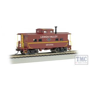 16815 Bachmann HO Gauge Northeast Steel Caboose Lehigh Valley #95094