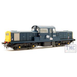 1723 Heljan OO Gauge Class 17 D8534 BR blue fye