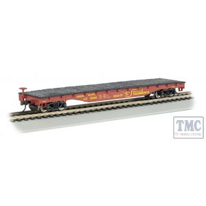 17303 Bachmann HO Scale 52' Flat Car Union Pacific® #59486