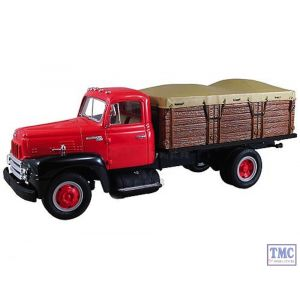 19-3917 First Gear 1:34 SCALE International R-Series Grain Truck Red & Black