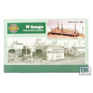 202 Ratio Cattle Dock N Gauge Plastic Kit