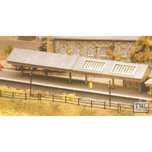 208 Ratio Apex Platform Canopy N Gauge Plastic Kit