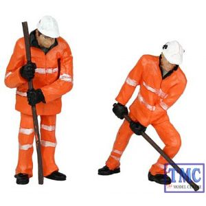 22-166 Scenecraft G Scale Permanent Way Workers