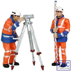 22-168 Scenecraft G Scale Permanent Way Workers