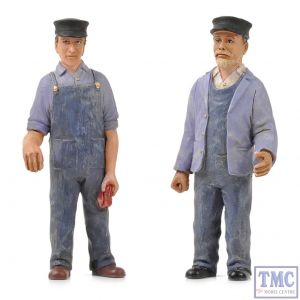 22-176 Scencraft G Scale Lineside Models Locomotive Crew