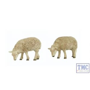 22-200 Scenecraft G Scale Grazing Sheep
