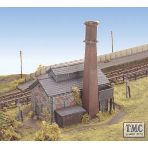 226 Ratio Pump House/Boiler House N Gauge Plastic Kit