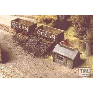 229 Ratio Coal Depot N Gauge Plastic Kit