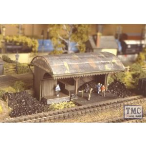 232 Ratio coal/Builders Merchant N Gauge Plastic Kit