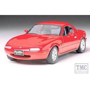 24085 Tamiya 1:24 Scale Mazda Eunos Roadster