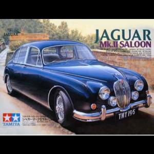 Tamiya Jaguar 1:24 Mk.II Saloon Kit No 24151 (Pre owned)