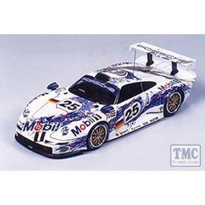 24186 Tamiya 1:24 Scale Porsche 911 GT1