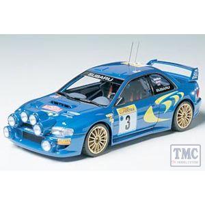 24199 Tamiya 1:24 Scale Subaru Impreza WRC