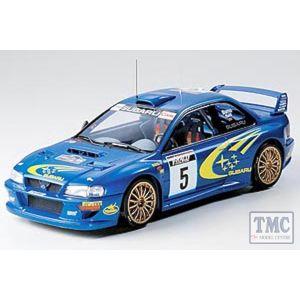 24218 Tamiya 1:24 Scale Subaru Impreza WRC '99