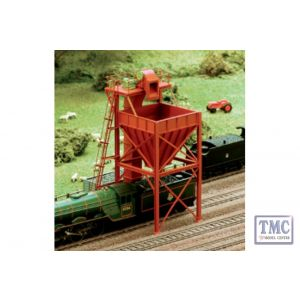 247 Ratio Coaling Tower N Gauge Plastic Kit