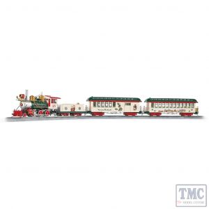 25023 Bachmann ON30 Scale Norman Rockwell's American Christmas Set