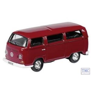 25172 SCHUCO 1:87 Scale VW T2 BUS RED