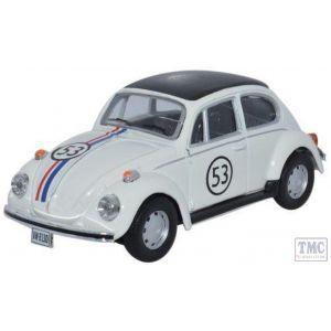 251PND11840 Oxford Diecast 1:43 Scale CARARAMA VW Beetle Soft Box