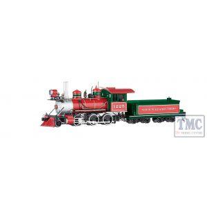 25227 Bachmann ON30 Scale 2-6-0 Steam Locomotive Christmas #1225