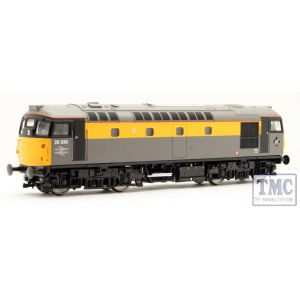 2639 Heljan OO Gauge Class 26/1 26036 Engineers Dutch