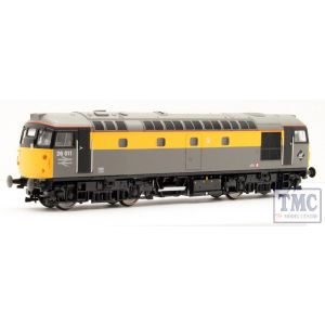 2657 Heljan OO Gauge Class 26/0 26011 Civil Engineers
