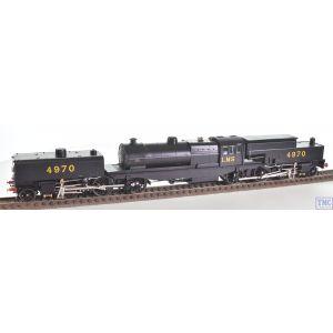3910 Heljan OO Gauge Tango 02 3965 LNER stepped tender