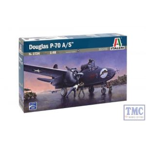 2724 Italeri 1/48 Douglas P - 70 A/S Model Kit