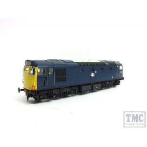 2727 Heljan OO Gauge Class 27 5363 in blue with full yellow ends