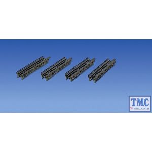 Faller 282901 4 X Bridge Sections Straight Each 110mm Z Gauge