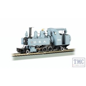 29501 Bachmann USA On30 Scale #5001 2-6-2T Baldwin Class 10 Trench Loco DCC Sound Fitted