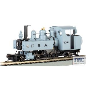 29502 Bachmann USA On30 Scale #5091 2-6-2T Baldwin Class 10 Trench Engine DCC Sound Fitted