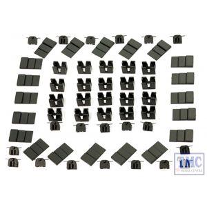 2A-000-014 Dapol N Scale NEM Magnetic Coupling Pockets (20)