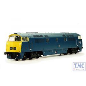 2D-003-000 Dapol 52 BR Blue D1005 Western Venturer Yellow Ends