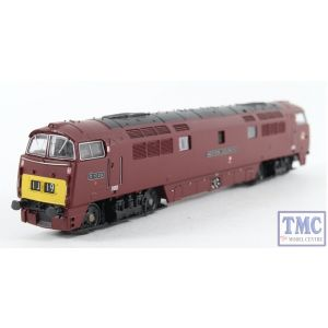 2D-003-001 Dapol N Gauge D1029 'Western Legionnaire' BR Maroon Small Yellow Panel