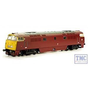2D-003-003 Dapol N Gauge D1056 'Western Sultan' BR Maroon Full Yellow Panel
