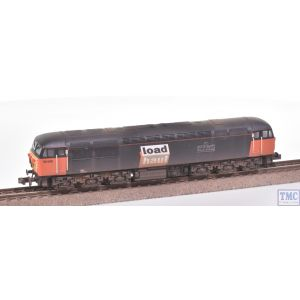 2D-004-000 Dapol N Gauge Class 56 Diesel 56006 Ferrybridge Loadhaul Weathered by TMC