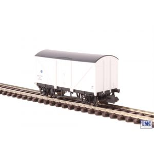 2F-019-008 Dapol N Scale Blue Spot Fish Van White E87948