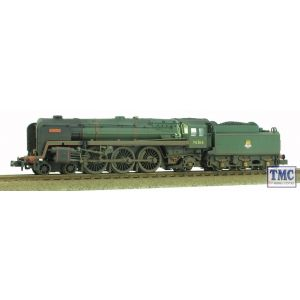 2S-017-003 Dapol N Gauge Britannia Class 7MT 70015 'Apollo' Weathered by TMC