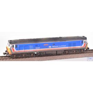 2D-002-003 Dapol N Gauge *Class 50 037 Illustrious NSE Original