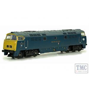 2D-003-004D Dapol N Gauge Western Nobleman D1058 BR Blue FYE DCC